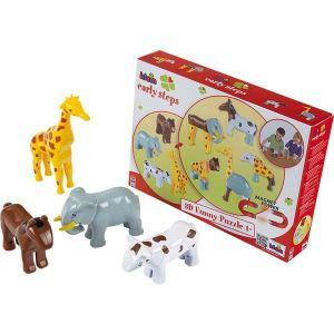 Klein Set de 4 figurines-puzzles magnétiques