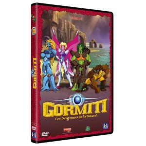Gormiti - Saison 1 - Volume 4 : Les Seigneurs de la Nature !