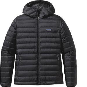 Patagonia 84701 Veste à capuche Homme Noir FR : S (Taille Fabricant : S)