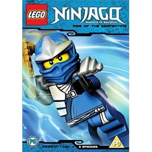 Lego Ninjago-Masters of Spinjitzu: Season 1-Part 2 [Edizione: Regno Unito] [Import] [DVD]