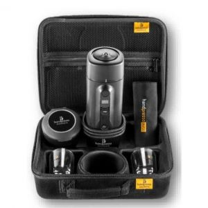 Handpresso Cafetière à dosette ou capsule 48310 AUTO SET CAPSULE
