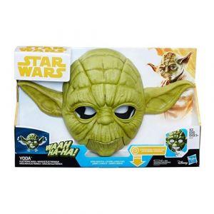 Hasbro Episode V masque électronique Yoda Jouets