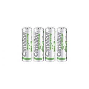 Camelion Pile rechargeable LR6 (AA) NiMH AlwaysReady Solar 600 mAh 1.2 V 4 pc(s)