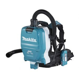 Makita Aspirateur 2x18 V (36 V) Li-Ion 110 mbar sans batterie ni chargeur - DVC265ZXU