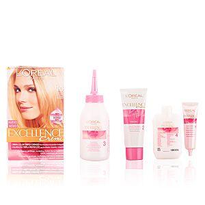 L'Oréal Excellence 10 Blonde Très Clair - Crème colorante triple protection