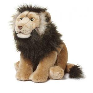 WWF Peluche Lion Sauvage 40 cm