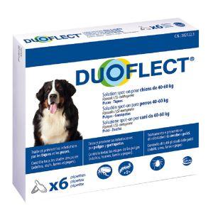 Ceva Duoflect chiens 40-60 kg 6 pipettes