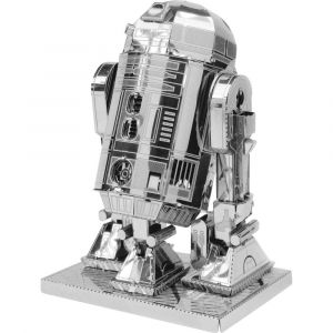 Metal Earth Maquette Métal 3D Star Wars R2 - D2