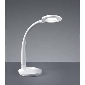 Trio Reality Lampe de table Reality COBRA LED Blanc, 1 lumière - Moderne - Intérieur - COBRA - Délai de livraison moyen: 4 à 8 jours ouvrés. Port gratuit France métropolitaine et Belgique dès 100 ?.