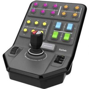 Logitech Pupitre de commande Saitek Farm Sim Vehicle Side Panel USB PC