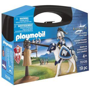 Image de Playmobil 70106 - Valisette Chevalier