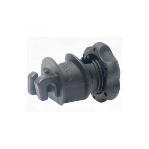 """Lacme Isolateur """"Isobloc"""" pour piquets métal et PFV (x50)"""