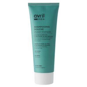 Avril Men - Shampooing douche certifié Bio