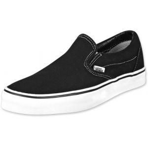 Vans Classic Slip-On - Chaussure - Mixte Adulte - Noir (Black/Black) - Taille: 41