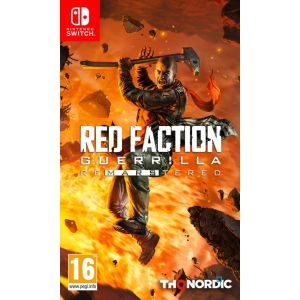 RED FACTION GUERILLA RE-MARS-TERED [Switch]
