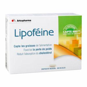 Arkopharma Lipoféine, 60 gélules