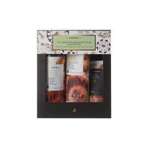 Korres The Absolute Bergamot Pear Collection - Coffret gel douche, lait corporel et crème mains