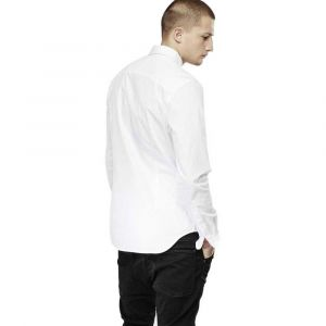 G-Star Raw Chemises Gstar Core Shirt L/s - White - XXS