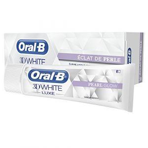 Oral-B 3D White Luxe : éclat de perle