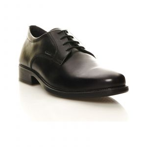 Geox Derbies CARNABY D Noir - Taille 39,40,41,42,43,44,45
