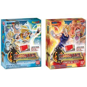 Bandai Deck à thème de 32 Cartes Dragon Ball série 4