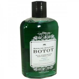 Botot Bain de bouche menthe / pin / eucalyptus