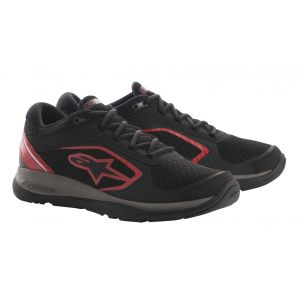 Alpinestars Baskets ALLOY noires / rouges - 47.5