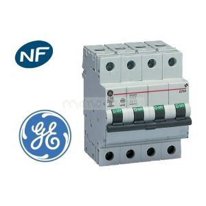 General Electric GE 20A 4P -Disjoncteur Modulaire