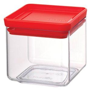 Brabantia Boîte Carrée, 0.7 litre, Tasty Colours Red - 290008