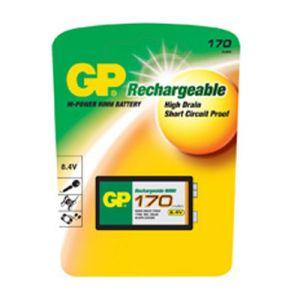 GP Pile rechargeable LR22 9V