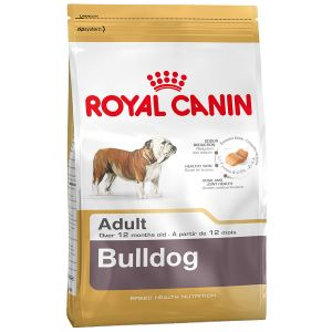 Royal Canin Bouledogue anglais Adult - Sac 12 kg (Medium Breed)
