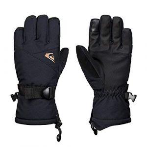 Quiksilver Gants enfant Mission Youth Glove Noir - Taille EU M