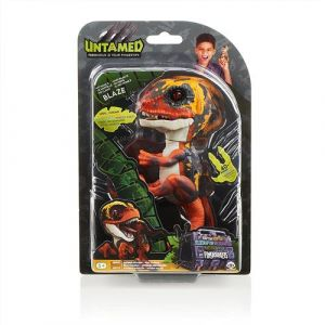 Wow wee Dinosaure Fingerlings Orange / Blaze