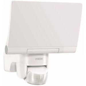 Steinel Potelet à détection extérieur Xled LED intégrée 14.8 W = 1184 Lm, blanc