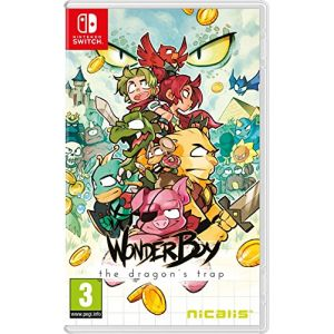 Wonder Boy : The Dragon's Trap [Switch]