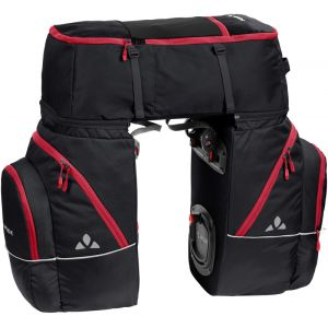 Vaude Karakorum (black/red)
