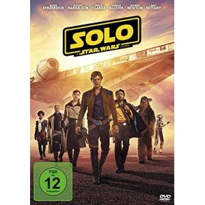 DVD Solo A Star Wars Story [Import]