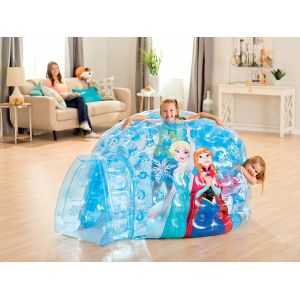 Intex Igloo gonflable La Reine des Neiges