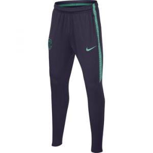 Nike Pantalon de football FC Barcelona Dri-FIT Squad Enfant plus âgé - Pourpre - Taille XL