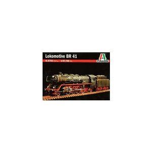 Italeri Maquette Locomotive BR41 - Echelle 1:87
