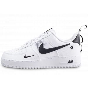 san francisco 4b12f 740e2 Nike Chaussure Air Force 1 07 LV8 Utility Homme - Blanc - Taille 43