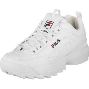 FILA DISRUPTOR LOW - BLANC - homme - CHAUSSURES BASSES