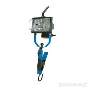 Silverline 459873 - Projecteur de travail à suspendre 150W