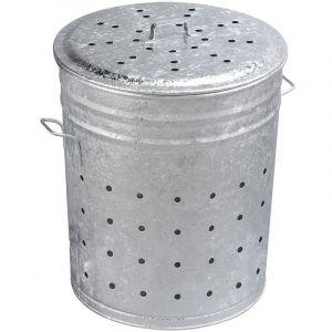 Guillouard Bac Multi-usages en Acier galvanisé 100 litres