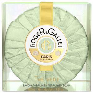 Roger & Gallet Thé Vert - Savon parfumé 100g