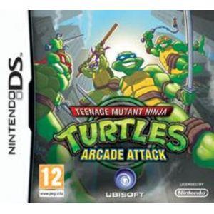 Teenage Mutant Ninja Turtles : Arcade Attack [NDS]