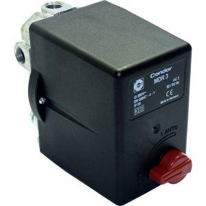 Aerotec Interrupteur à pression pour air comprimé