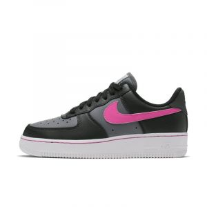 Nike Chaussure Air Force 1 Low pour Femme - Noir - Taille 43 - Female