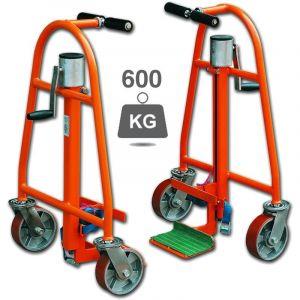 Zolux Diable lève-charge - 600 kg