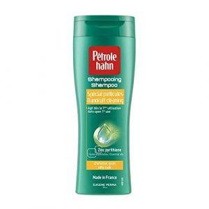 Pétrole Hahn Shampooing spécial pellicules agit dès la 1ere utilisation